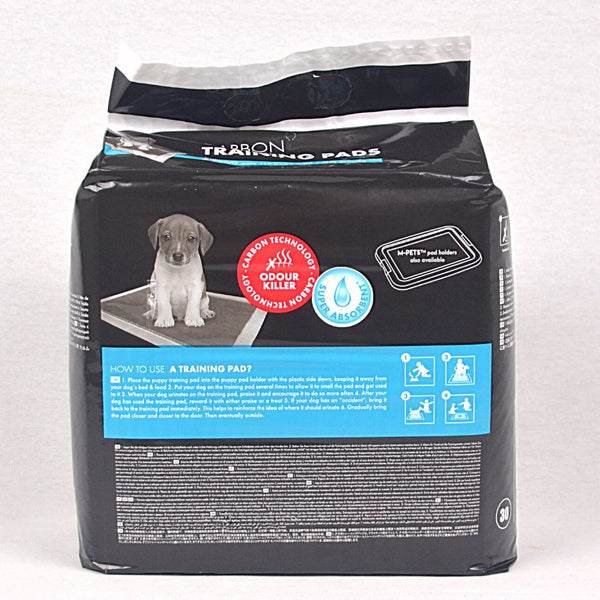 Mpets Carbon Training Pads 30pcs 45x60cm Dog Sanitation MPets