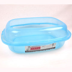MPETS Cat Litter Alexandria with Rim BLUE Cat Sanitation MPets