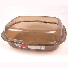 MPETS Cat Litter Alexandria with Rim GREY Cat Sanitation MPets