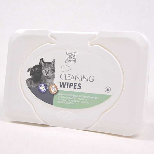 MPETS Cleaning Wipes BOX 80pcs Grooming Pet Care MPets