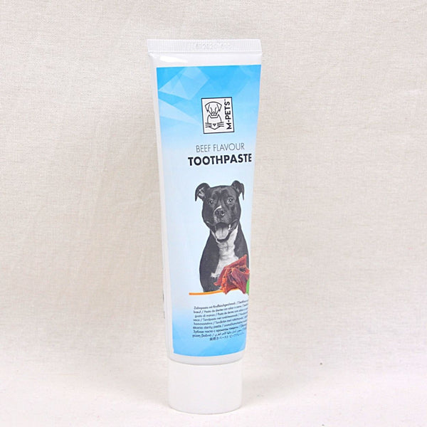 MPETS Display For Toothpaste Beef Flavour 100g Grooming Pet Care MPets