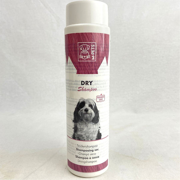 MPETS Dog Dry Shampoo Powder 200ml Grooming Shampoo and Conditioner MPets