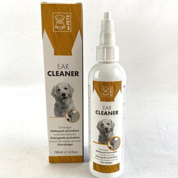 MPETS Dog Ear Cleaner 118ml Grooming Pet Care MPets