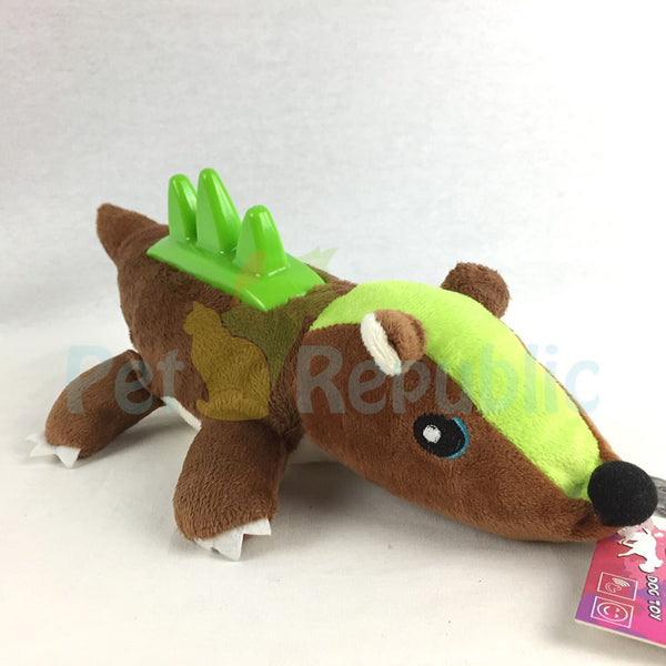 MPETS Dog Toy JAMES Foxes 38cm - Pet Republic Jakarta