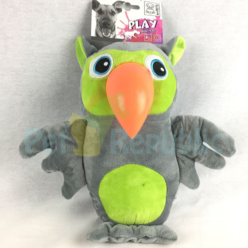 MPETS Dog Toy WILLIAM Owls 36cm - Pet Republic Jakarta