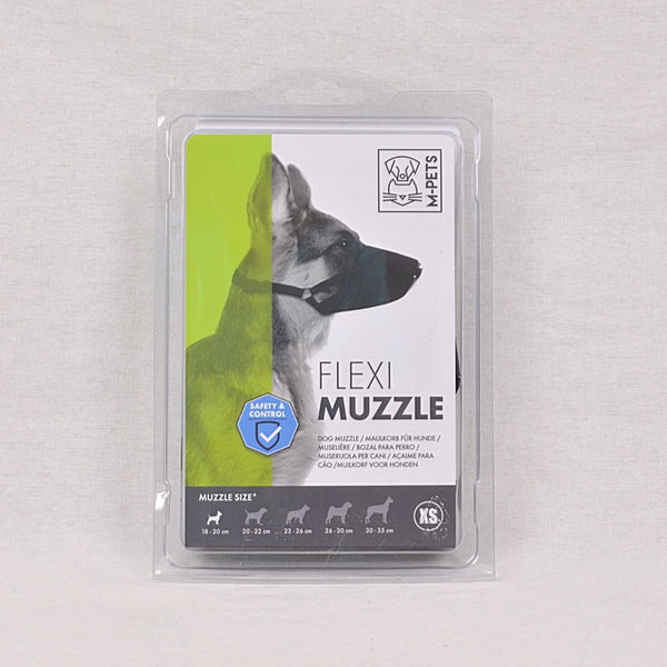 MPETS Flexi Muzzle XSMALL Pet Training MPets
