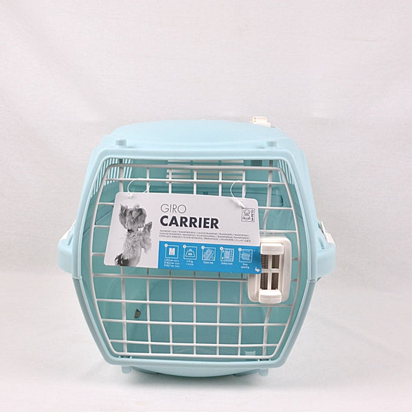 MPETS Giro Carrier Blue M Travel Cage MPets