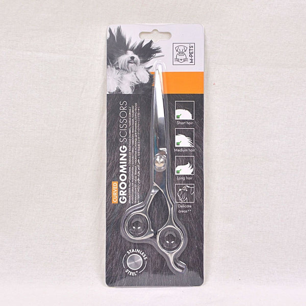 MPETS Grooming Steel Scissors Curved Grooming Tools MPets
