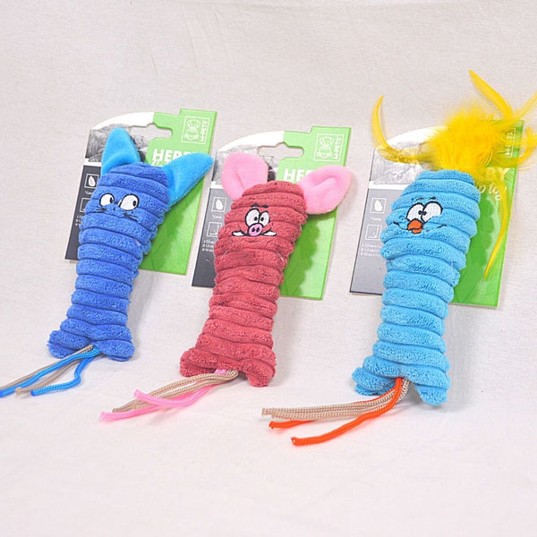 MPETS Herby Animals Catnip Toy Cat Toy MPets