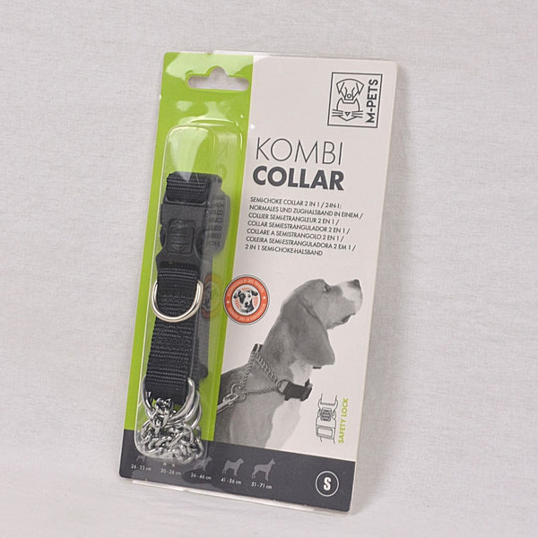 MPETS Kombi Collar Semi Chocke S Pet Collar and Leash MPets