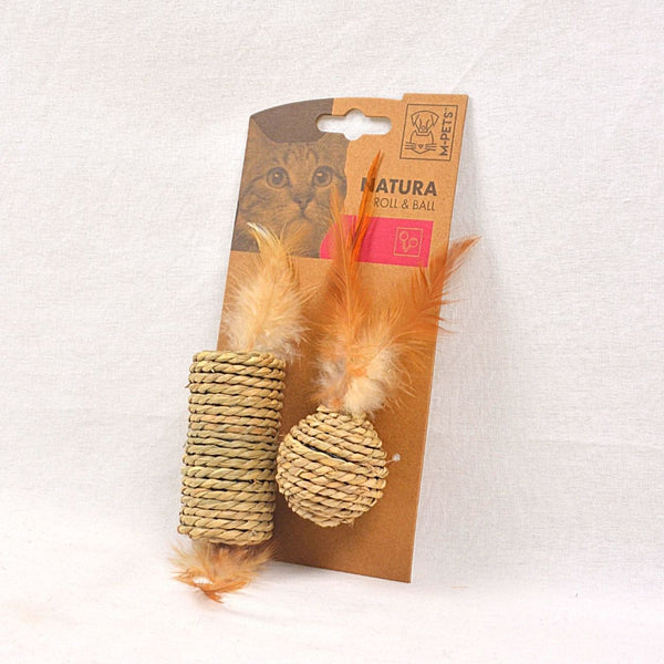 MPETS Natura Roll And Ball Cat toy Cat Toy MPets