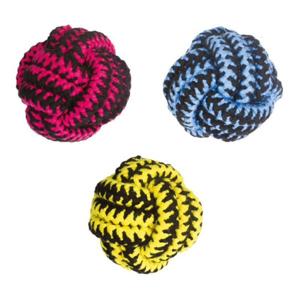MPETS Twist Ball Dog Toy MPets