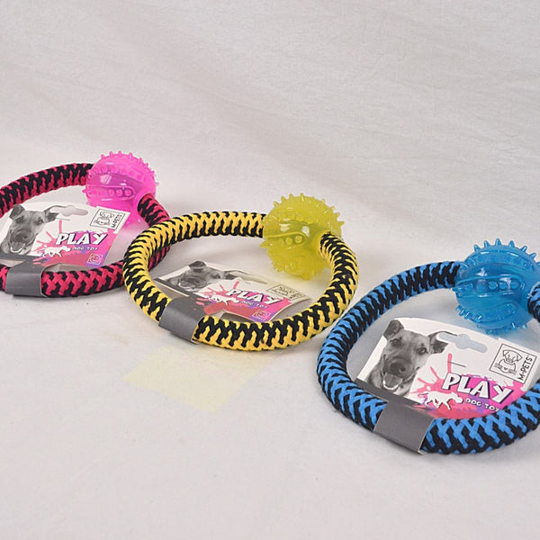 MPETS Twist Ring Dog Toy MPets