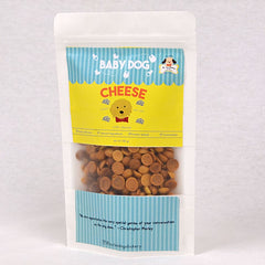 MRLEEBAKERY Baby Dog Biscuit Cheese 100gr Dog Snack MR Lee Bakery
