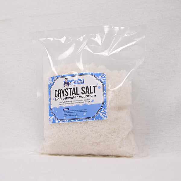 MRTAN Crystal Salt For Freshwater Aquarium Fish Medicated Care MR.TAN 1kg