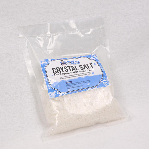 MRTAN Crystal Salt For Freshwater Aquarium Fish Medicated Care MR.TAN 300gr