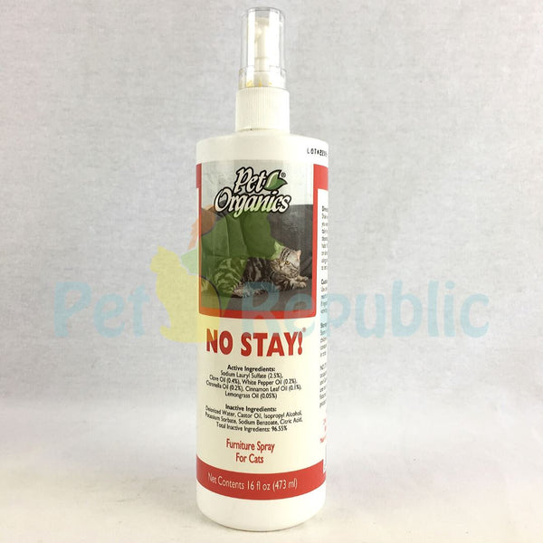 NATURVET No Stay Furniture Spray For Cats 473ml - Pet Republic Jakarta