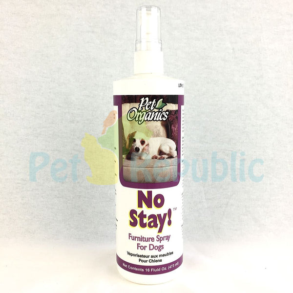 NATURVET NO STAY ! Furniture Spray For Dogs 473ml - Pet Republic Jakarta