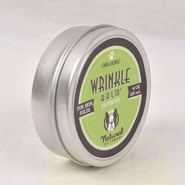 NDC Wrinkle Balm Tin Grooming Pet Care NDC 4oz