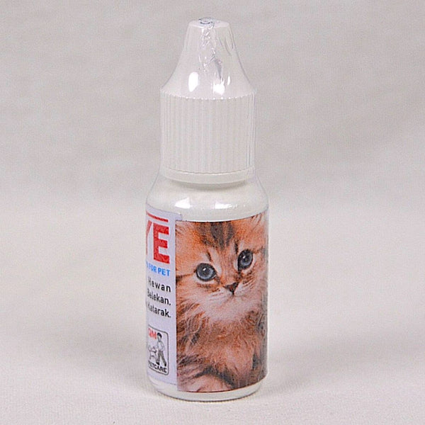 NEOEYE Pet Eye Cleaning and Lubricant Drop 10ml Grooming Pet Care Neo Eye
