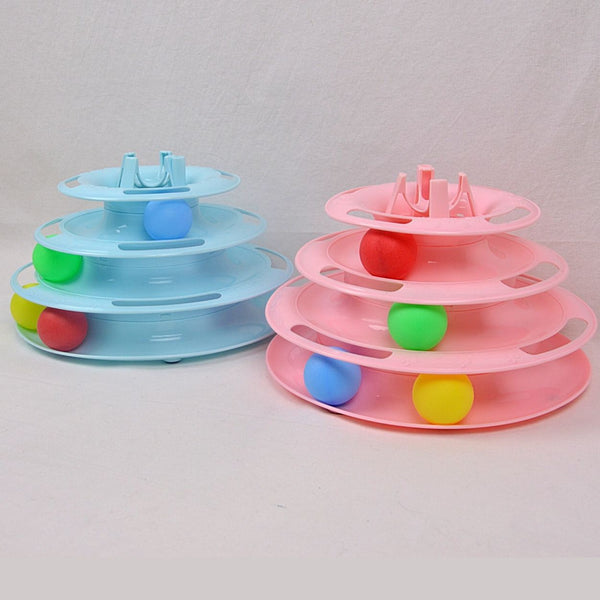 NOONA Tower Cat Circular Toy Cat Toy Noona