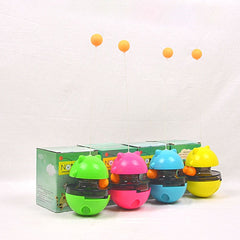 NOONA Turnable Egg Toy With Ball Dispenser Treat Cat Toy Noona