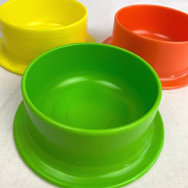 OCT HT08 Bowl Hamster Pet Bowl Octagon Green