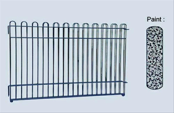 OCTAGON A999 Steel Fence with Chrome Coating 1pcs Dog Cage Octagon