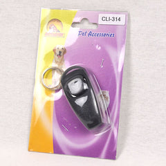 OCTAGON CLI314 Clicker Training With Whistle Dog Toy Octagon