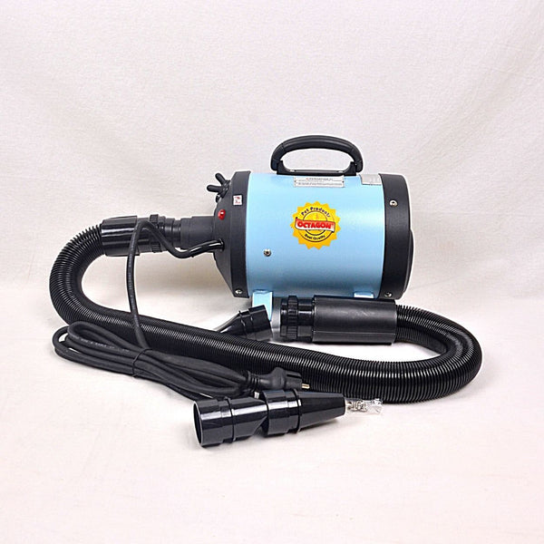 OCTAGON CS1800 Blower with Adjustable Fan 1800w Grooming Tools Octagon
