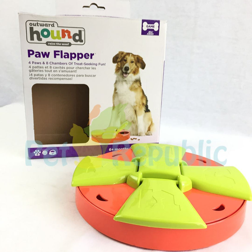 OUTWARDHOUND Nina Ottoson Paw Flapper - Pet Republic Jakarta