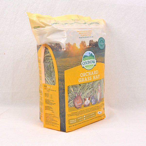 OXBOW Orchard Grass 425gr Small Animal Food Oxbow