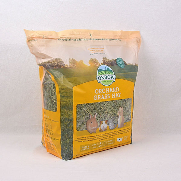OXBOW Orchard Grass hay 1.13kg Small Animal Food Oxbow