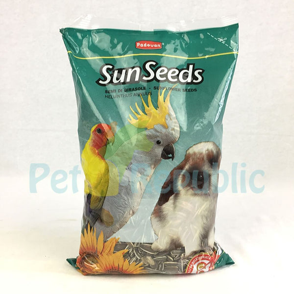PADOVAN Sun Seeds Medium 500gr - Pet Republic Jakarta