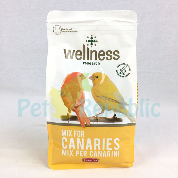 PADOVAN Wellness Mix For Canaries 1kg - Pet Republic Jakarta