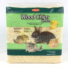 PADOVAN Wood Chips Lemon 1kg - Pet Republic Jakarta