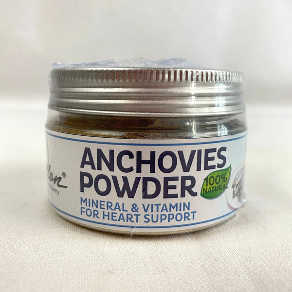 PAPILLON Anchovies Powder 60g Pet Vitamin and Supplement Papillon