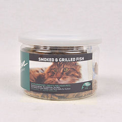 PAPILLON Cat Cookies Smoked and Grilled Fish 100gr Cat Snack Papillon