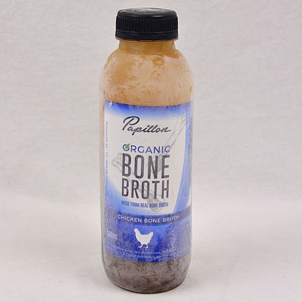PAPILLON Chicken Bone Broth 500ml Frozen Food Papillon