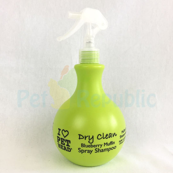 PET HEAD Dry Clean Waterless Spray Shampoo 15.2oz - Pet Republic Jakarta