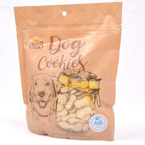 PET8 Dog Cookies Paw 350g Dog Snack Pet8