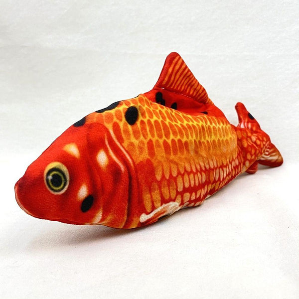 PETTOY Moving Fish Usb Rechargeable Cat Toy Pet Toy