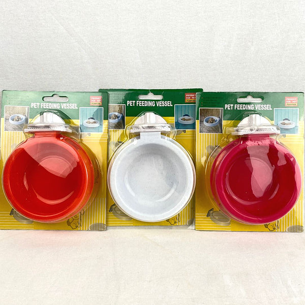 PIANPIAN Pet Feeding Vessel S 13.5cm x 4.5cm Pet Bowl PianPian