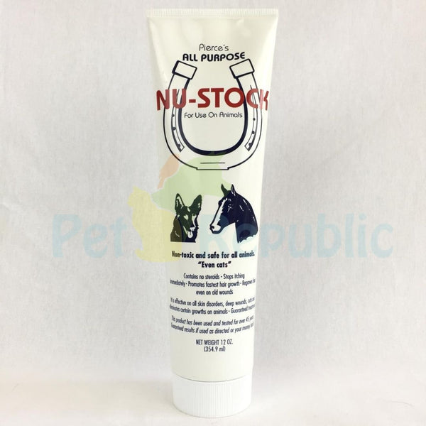 PIERCE'S All Purpose NU STOCK Ointment 390ml - Pet Republic Jakarta