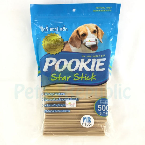 POOKIE Dental Care Milk Flavor 500gr - Pet Republic Jakarta