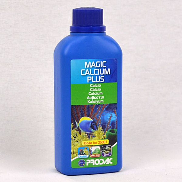 PRODAC Magic Calcium Plus 250ml Fish Vitamin Prodac