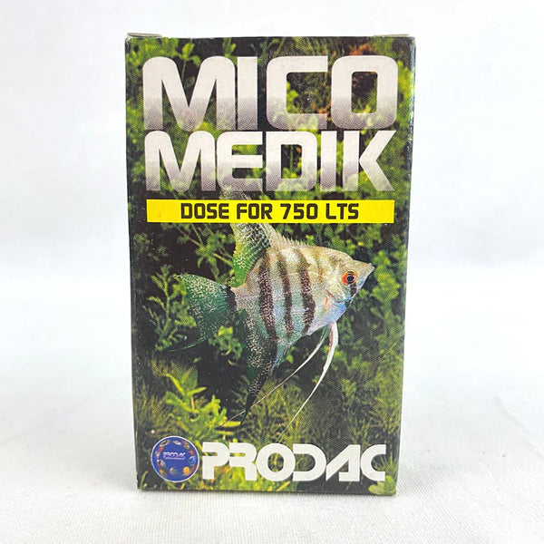 PRODAC Micomedik 30ml Fish Medicated Care Prodac