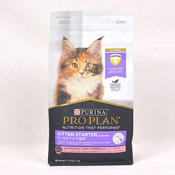 PROPLAN Kitten Starter Salmon and Tuna 1,5kg Cat Dry Food Pet Republic Jakarta