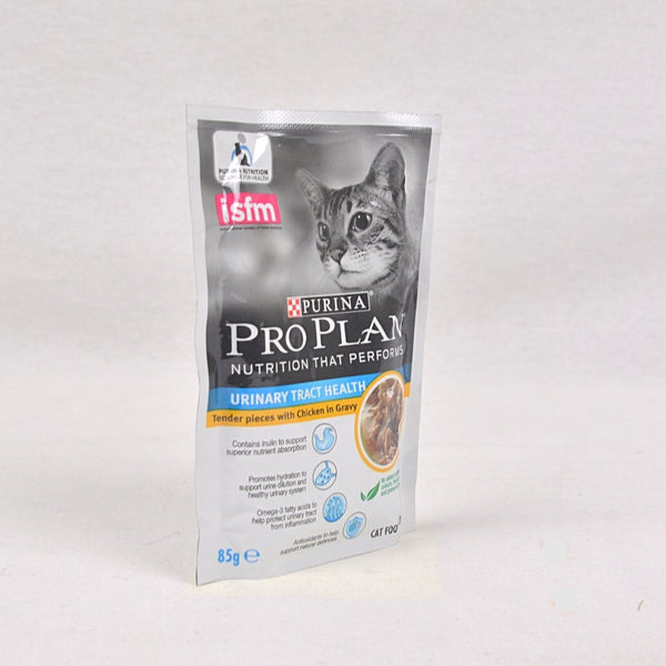 PROPLAN Pouch Urinary Tract Health Chicken Gravy 85g Cat Food Wet Proplan