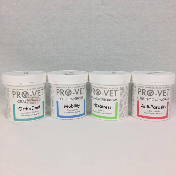 PROVET Healthy Treat MOBILITY Supplement 135gr Pet Vitamin and Supplement Provet